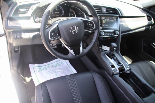 Pre-Owned 2020 Honda Civic Touring