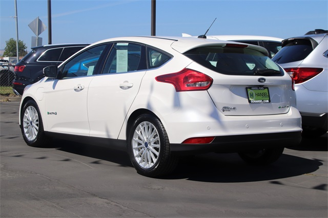 Pre-Owned 2018 Ford Focus Electric